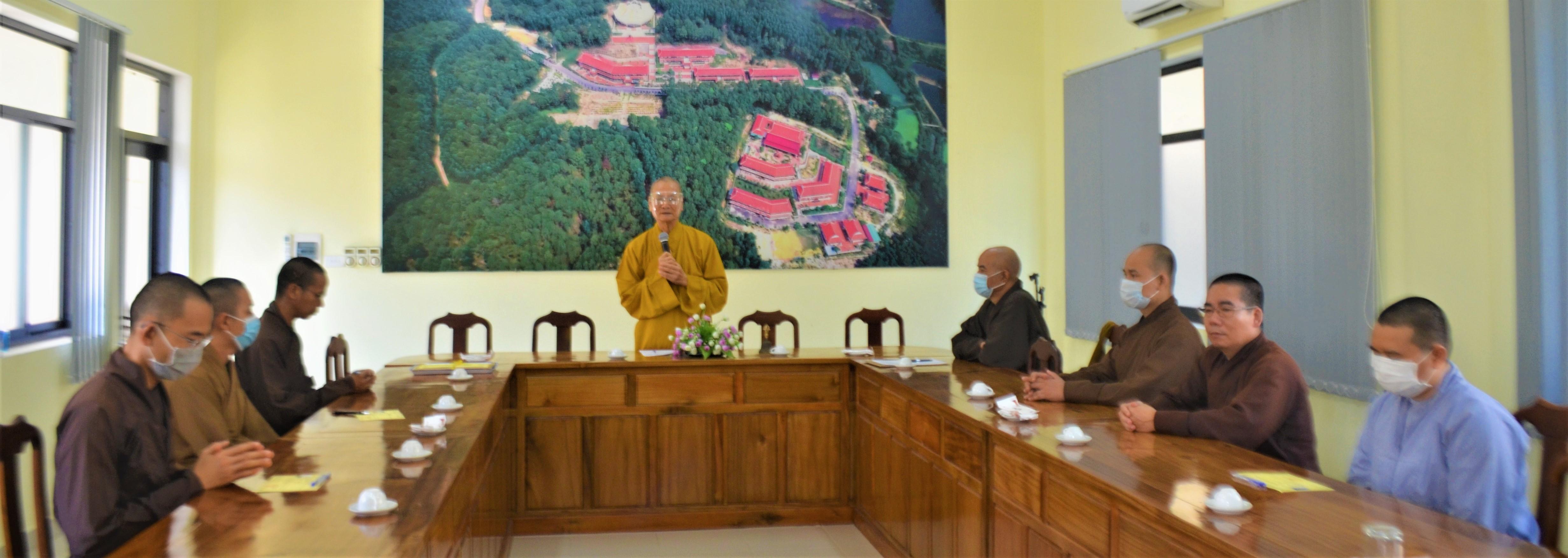 Học viện PGVN tại Huế tổ chức tuyển sinh Cử nhân Phật học khóa XII – đợt 2